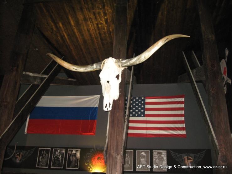 бар «Гадкий Койот» г. Казань