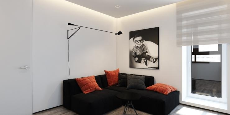 Детская комната — Невский стиль