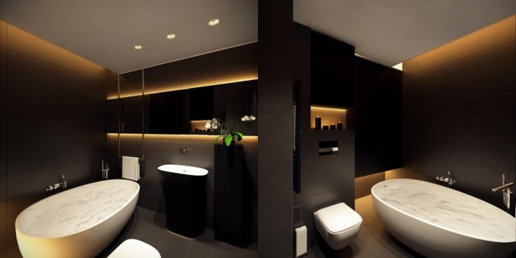 Ванная комната — Невский стиль