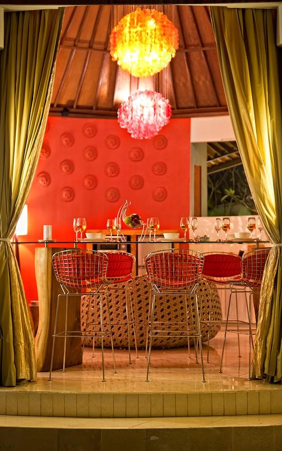 Villa Sun Bali - living room