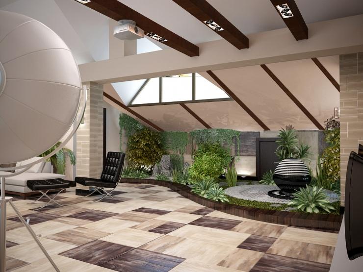 Дизайн белого интерьера