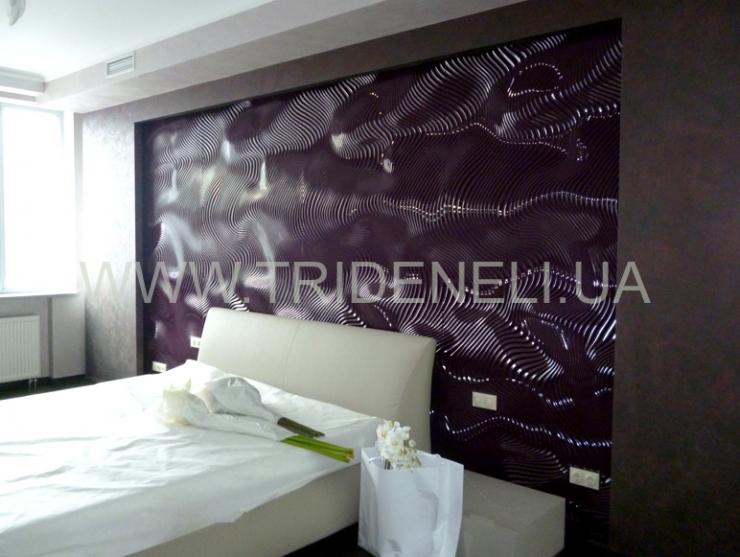 стеновые 3d панели для отделки различных жилых помещений