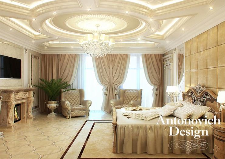 Antonovich Design, Антонович Дизайн, Екатерина Антонович, дизайн интерьера, дизайн спальни, дизайн домов