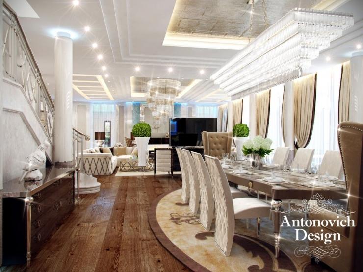 Дизайн дома, дизайн интерьеров, антонович дизайн, екатерина антонович, Antonovich Design
