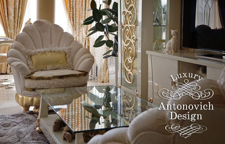 Светлана Антонович, Елена Антонович, Luxury Antonovich Design, дизайн интерьера в стиле ар деко