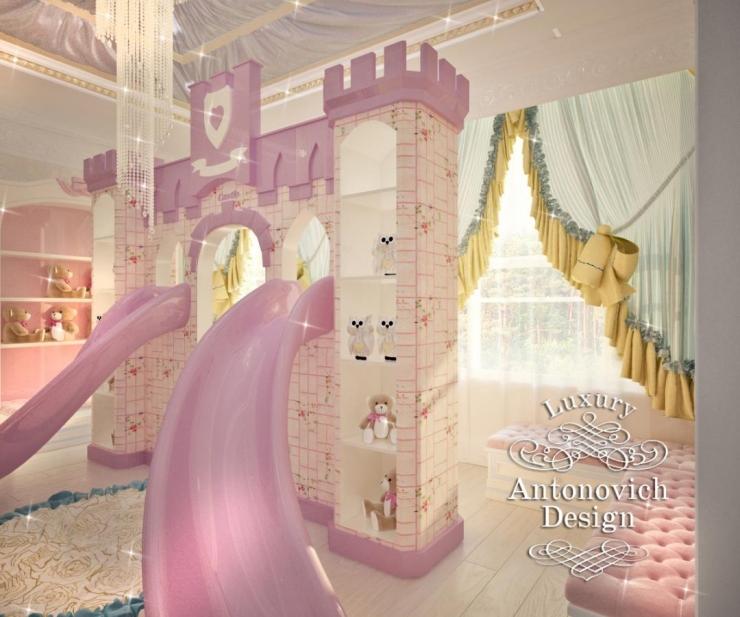 дизайн детских комнат, Luxury Antonovich Design, Светлана Антонович, Елена Антонович