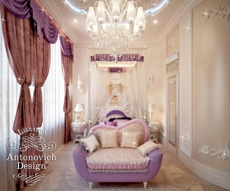 Дизайн интерьера детской комнаты, дизайн интерьера Алматы