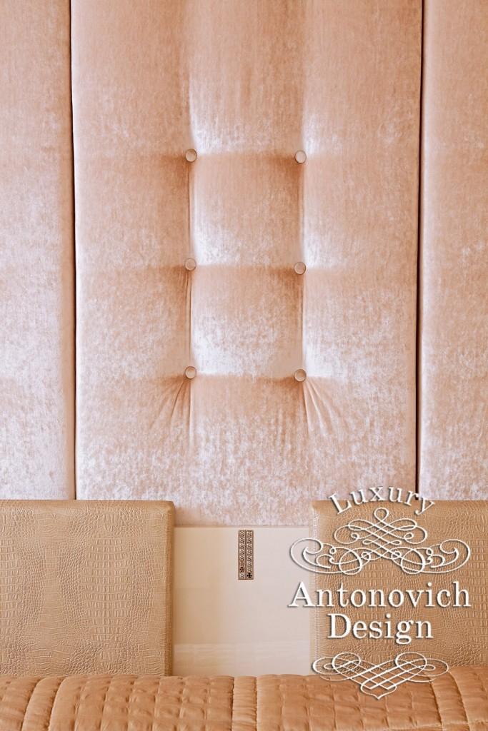 Стеновые панели, стеновые панели из ткани, декоративные панели, декор стен тканевыми панелями