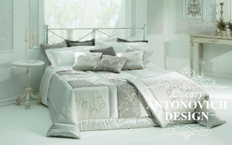 Покрывала и подушки Аgostini, постельное белье Аgostini