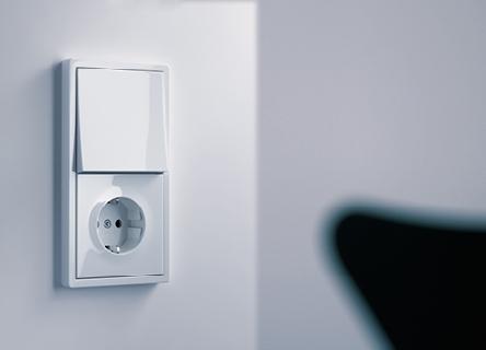 Розетки, выключатели, электрофурнитура, электрофурнитура в интерьере