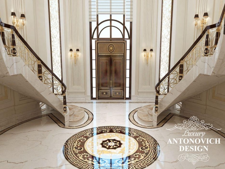 Дизайн интерьера, антонович дизайн, Luxury Antonovich Design, Antonovich Design