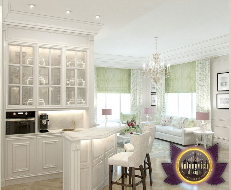 Katryna Antonovich, Luxury Antonovich Design