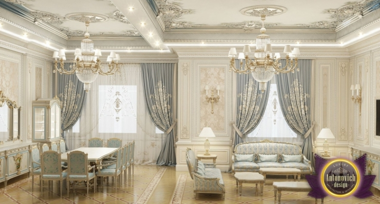 Luxury Antonovich Design в ОАЭ