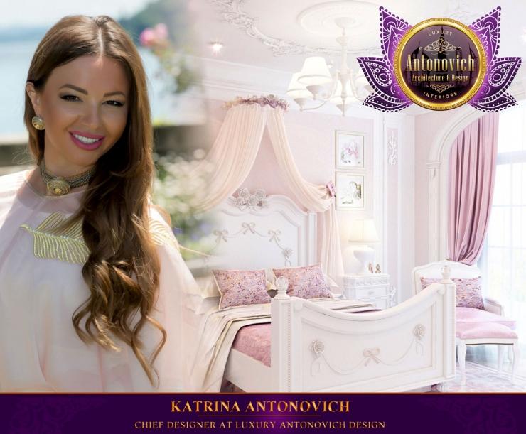 Katrina Antonovich, Luxury Antonovcih Design