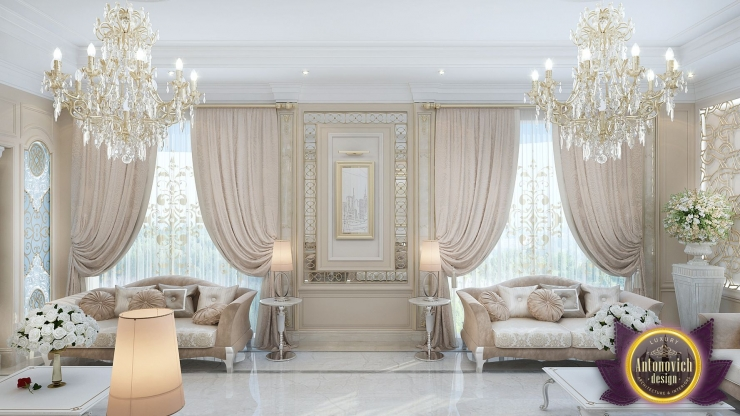 Interior design by Katrina Antonovich, Interior design by Luxury Antonovich Design