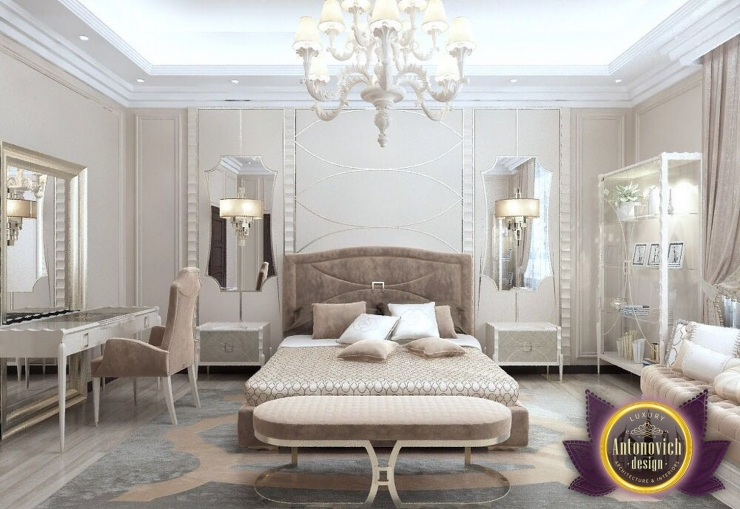 Интерьеры Luxury Antonovich Design Studio в ОАЭ