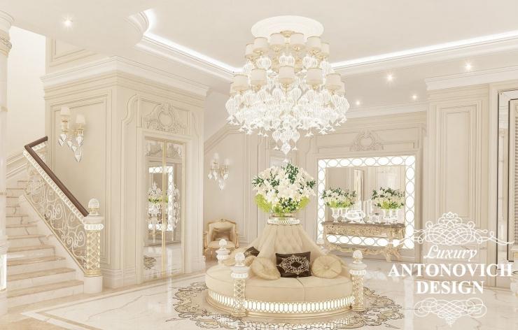 Интерьер с настроением счастья от Luxury Antonovich Design