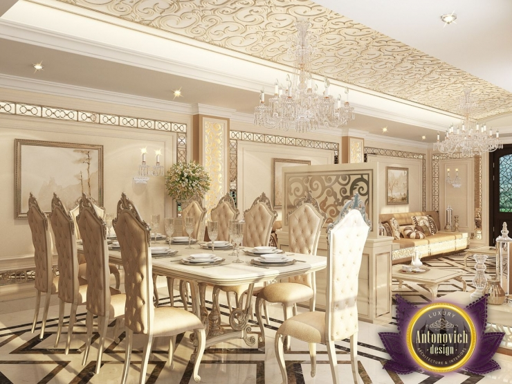 Vip majlis  interiors Luxury Antonovich Design studio, interiors Katrina Antonovich