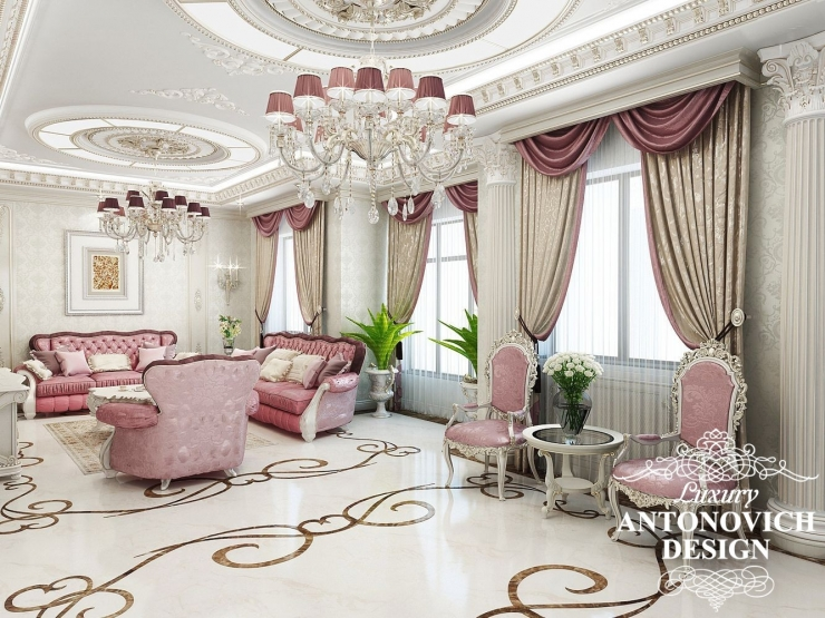 Luxury Antonovich Design. Antonovich Design, Антонович Дизайн, Светлана Антонович