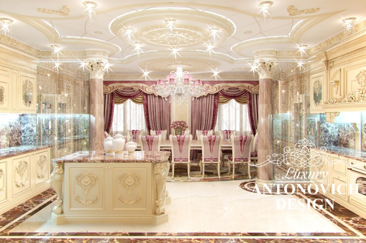 Самые дорогие квартиры, Luxury Antonovich Design, Антонович Дизайн