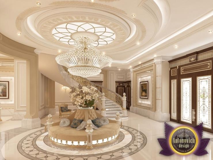 Katrina Antonovich , Villa design in Abu Dhabi, Luxury Antonovich Design