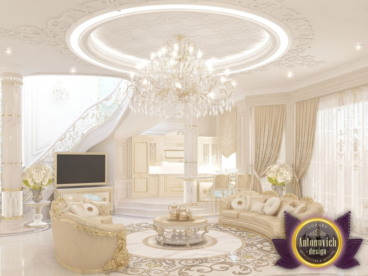 Katrina Antonovich, Luxury Antonovich Design in UAE