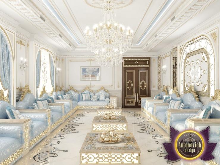 Luxury Antonovich Design, hospitable living room, Katrina Antonovich