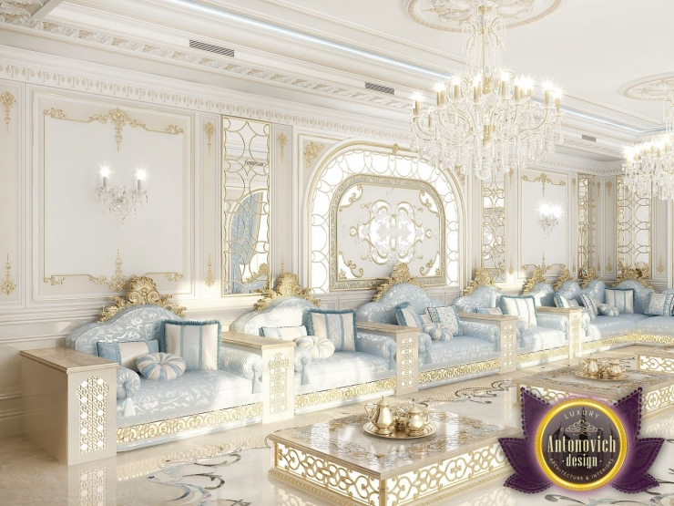 Luxury Antonovich Design, hospitable living room, Katrina Antonovich