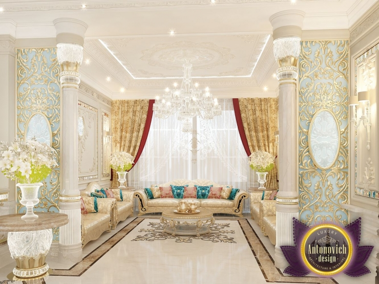 Утонченное совершенство роскоши от Luxury Antonovich Design