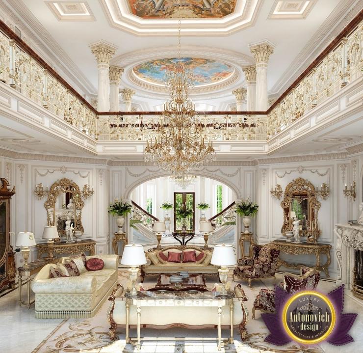 Дизайн роскошной виллы в Африке от Luxury Antonovich Design