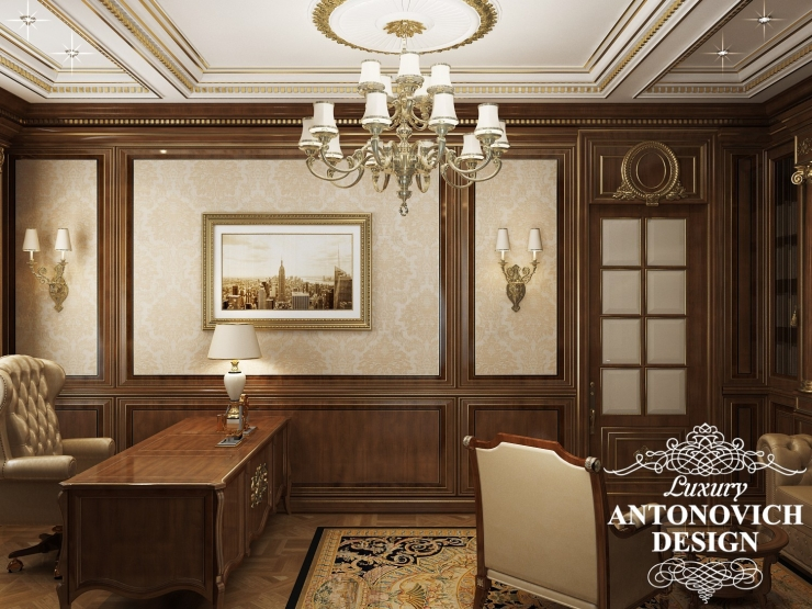 Красивые интерьеры от Antonovich Design