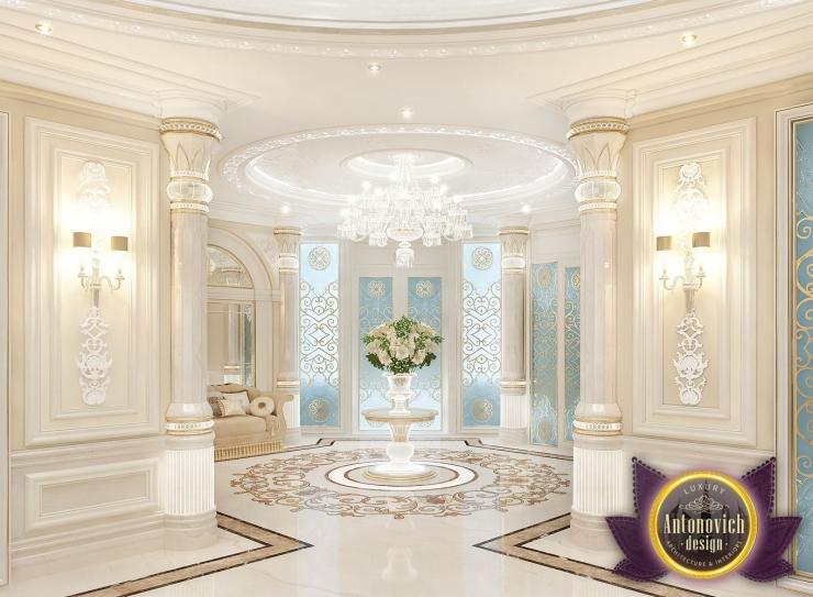 Лучшие интерьеры от Luxury Antonovich Design Dubai