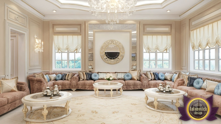Все грани роскоши от Luxury Antonovich Design