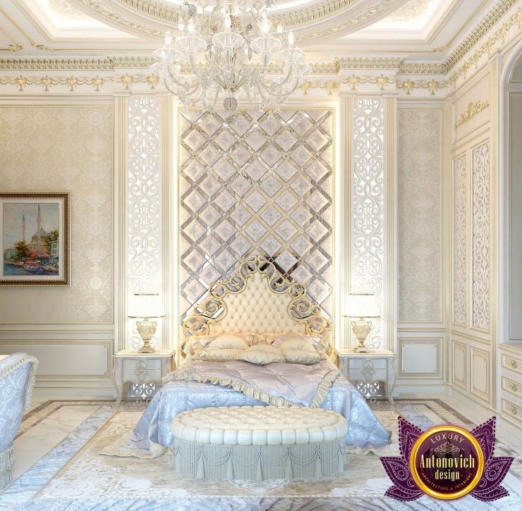 Дизайн спальни c настроением счастья