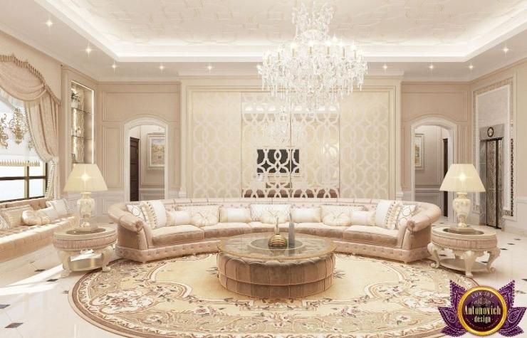 Living room ideas by Katrina Antonovich, Luxury Antonovich Design