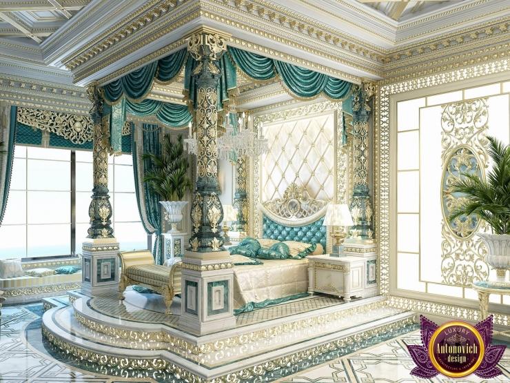 Luxury Interior Bedroom of Katrina Antonovich