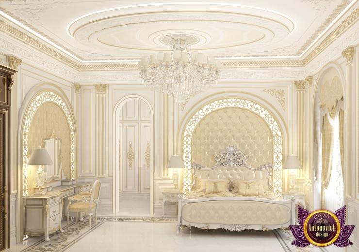 Master bedroom, Katrina Antonovich