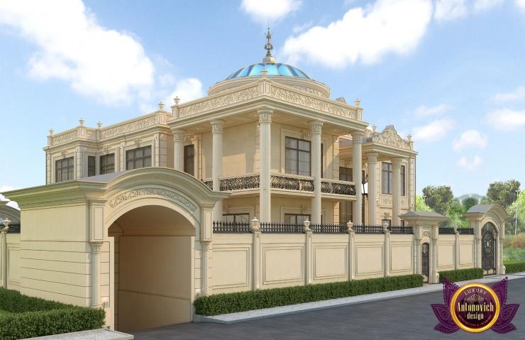Architectural masterpieces of Katrina Antonovich