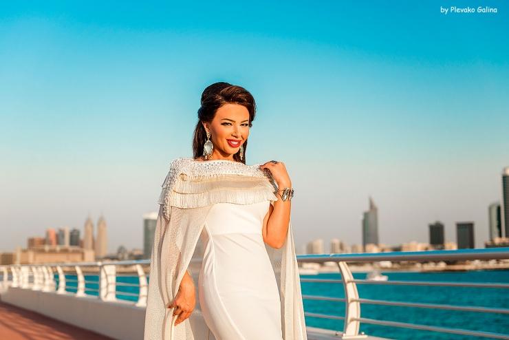 Katrina Antonovich, interior designer UAE