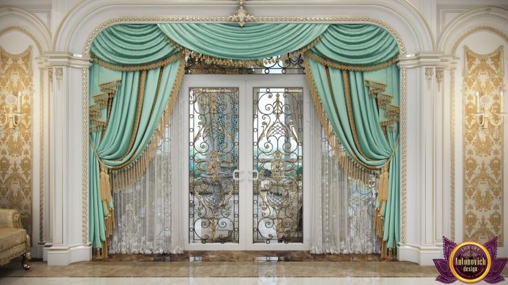 Дизайн гостиной от Katrina Antonovich