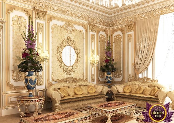 Katrina Antonovich, Luxury Antonovich Design, interior design UAE