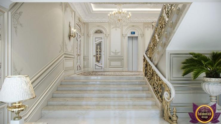 Luxury villa design in Sharjah , Katrina Antonovich