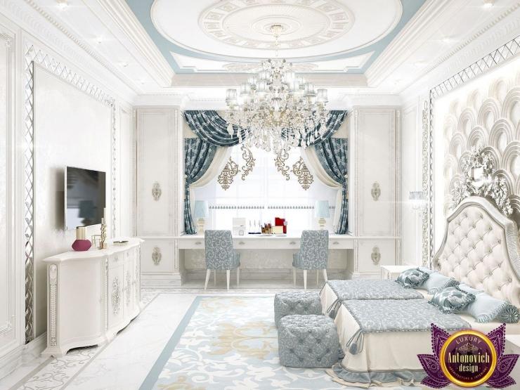 Master bedroom design, Katrina Antonovich