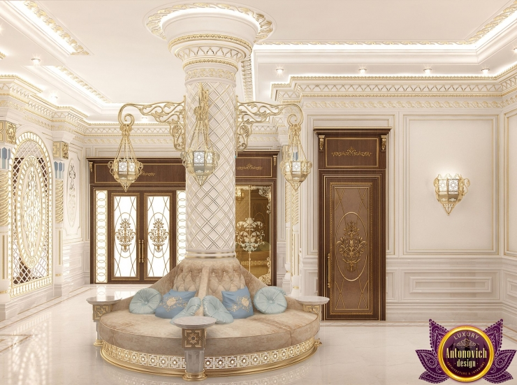 Дворцовая роскошь новой эпохи от Katrina Antonovich