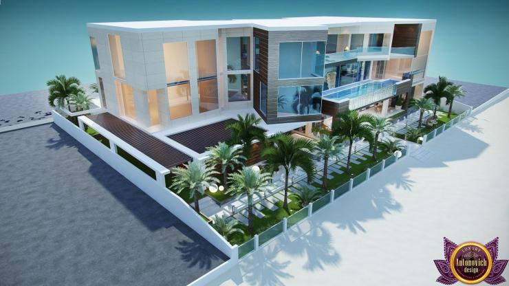 Architectural design, Katrina Antonovich, Luxury Antonovich Design