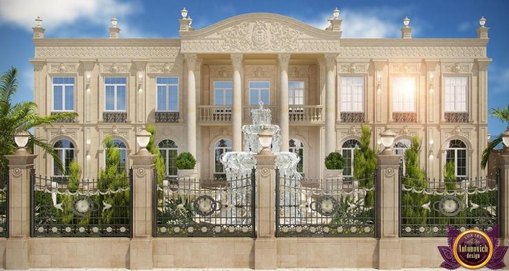 Building design of Katrina Antonovich