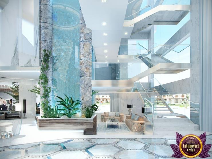 Modern villa design, Katrina Antonovich