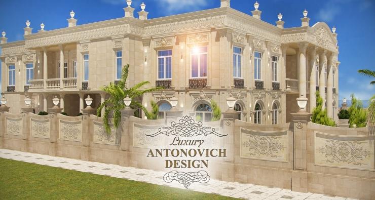 Архитектурное проектирование, ландшафтный дизайн, Antonovich Design