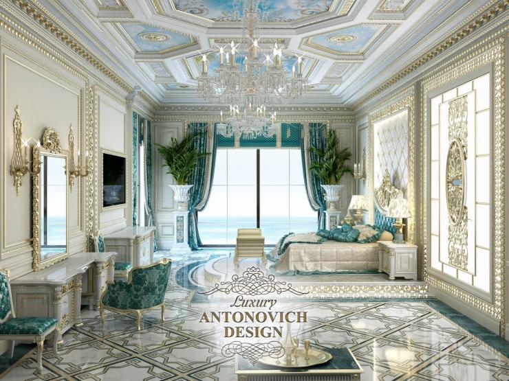 дизайне спальни, Antonovich Design, Светлана Антонович