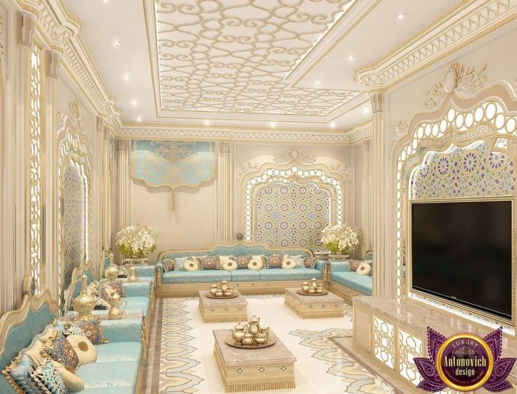 Katrina Antonovich, oriental style interiors